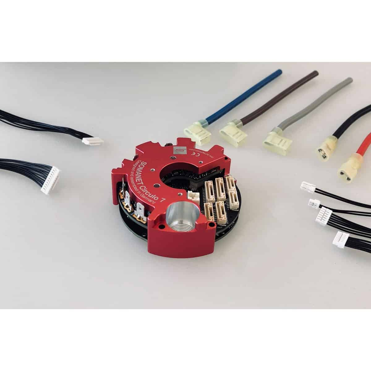 evaluation Servo drive kit Corculo