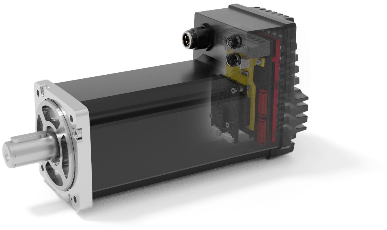 Integrierte Servomotoren Actilink