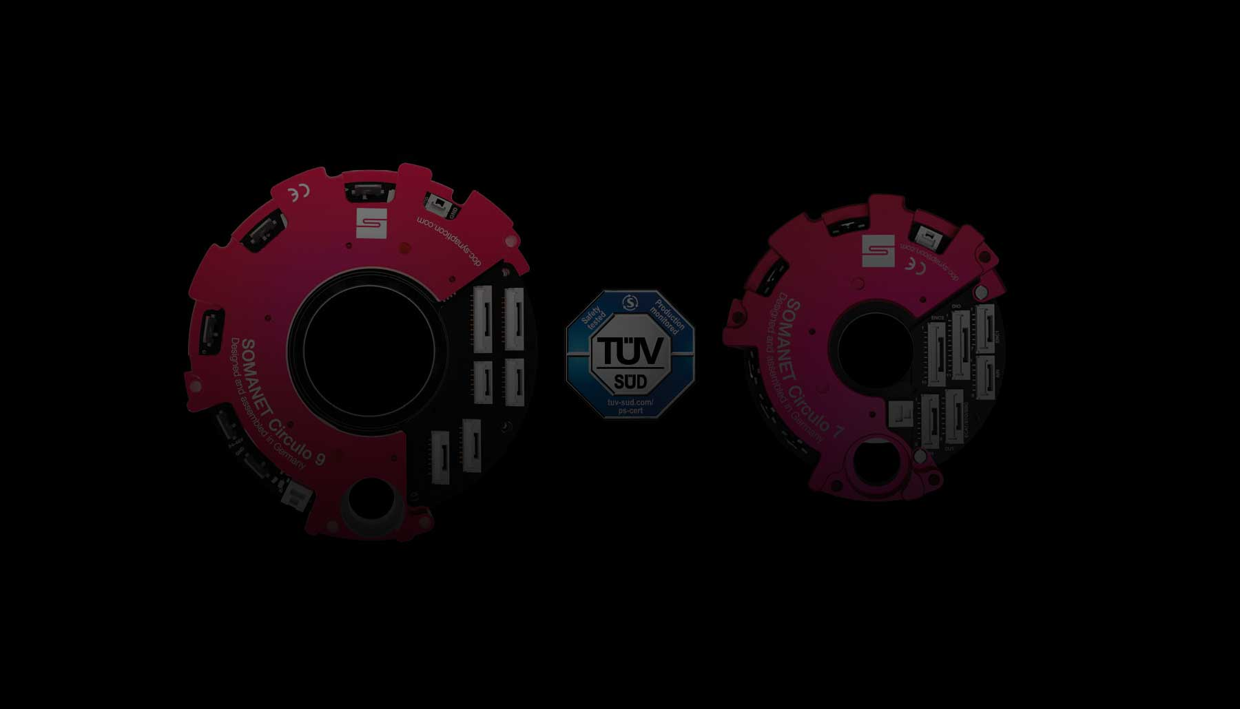 Synapticon circulo sizes TUEV verlauf