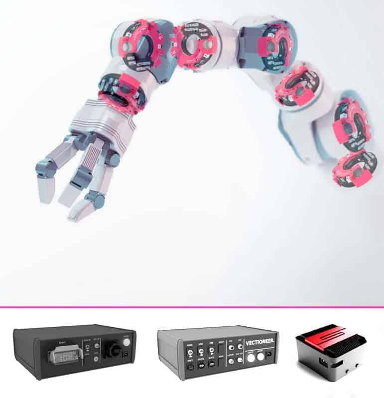 Synapticon cobot Robot generic